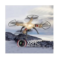 Syma X8HW with Camera Drone [Hold Wifi/Live View/2 MP] Brand