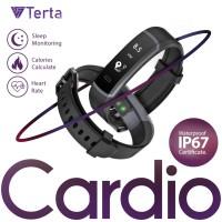 Terta Cardio Smartband - dynamic Heart rate Monitor Waterproof