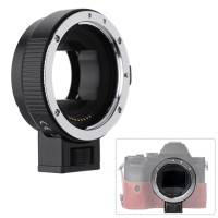 Andoer Auto Focus Af Ef-Nexii Adapter Ring For Canon Ef Ef-S Lens To