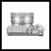 Harga big sale nikon 1 j5 kit 10 30mm silver | Pembandingharga.com
