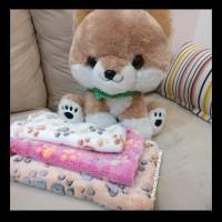 KOMPLIT Selimut anjing kucing dog cat blanket alas tidur hewan OBRAL