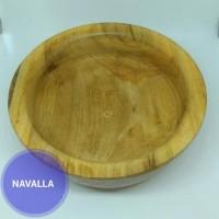 Mangkok kayu bahan kayu laban with clear
