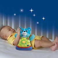 VTech Soothing Songs Bear Pink Baby Sleep Soother