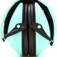 BEBE Muff Hearing Protection USA Certified Protective Earmuff 3  Blue