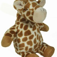 Cloud B on the go Travel Size Gentle Giraffe Sleep Soother