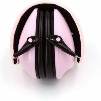 BEBE Muff Hearing Protection USA Certified Protective Ear Muffs Pink