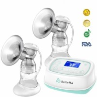 BelleMa Double Electric Breast Pump S3 Hospital Grade Pompa Asi
