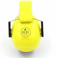 BEBE Muff Hearing Protection USA Certified Protective Earmuff 3  Yello