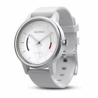 Garmin Vivomove Sport Activity tracker Jam Pelacak Aktifitas White