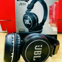JBL Harman JB50 Headphone Headset Bluetooth Wireless Handsfree Earphon
