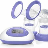Lansinoh Signature Pro Double Electric Breast Pump Pompa Asi