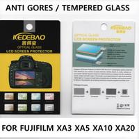 Tempered Glass Fujifilm XA3 XA10 XA20 fuji anti gores screen protector