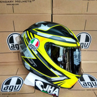 AGV Corsa R Joan Mir Wintertest Edition