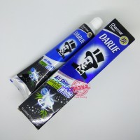 Toothpaste - Darlie - All Shiny White Charcoal 90g (each)