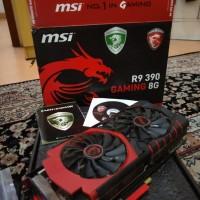 Msi R9 390 Gaming X 8gb D5