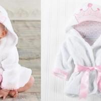 Kimono Handuk Anak Karakter Ratu Putih
