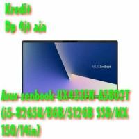 Harga laptop asus zenbook ux433fn a5802t bisa kredit tanpa kartu | Pembandingharga.com