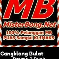 Promo 3 Buah Cangklong Kaca Pyrex Bulat MB