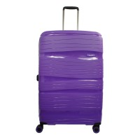 Condotti Luggage 63126 - 28 inch Purple
