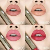 Lipstick Berlcosmetic Lip Matte ANTI BEKAS ANTI KERING TAHAN LAMA