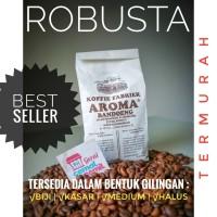 kopi coffee AROMA Bandung ROBUSTA