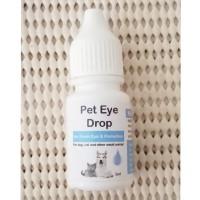Pet Eye Drop - Obat Tetes Mata Obat Anjing Kucing