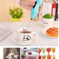 Mixer Mini Gendut Gen 2 Pengocok Telur Cream Kopi Blender Gendut