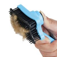 Sisir Bulu Hewan Peliharaan Pet Fur Grooming Brush