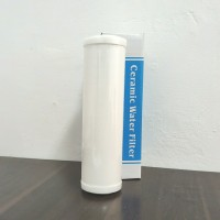 cartridge filter ceramic/keramik 10in (bacteri gak lewat)