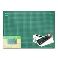 [Paket Hemat] Cutting Mat SDI A2 + Pen Cutter SDI