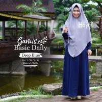 Gamis Busui Polos By Hijab Hayuri