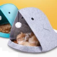 Tempat tidur kucing hewan peliharaan pets unik lucu - T.1042
