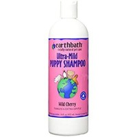 Earthbath Ultra Mild Puppy Shampoo 16oz 472ml