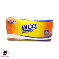 NICE Facial Tissue Tisue Wajah 250 sheets 2 ply