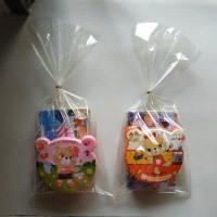 paket hemat souvenir ulangtahun kotak makan dan puzzle mini