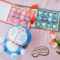 Kado Valentine Doraemon dan Coklat