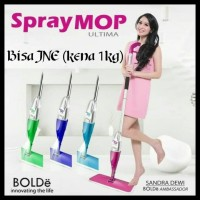 Gojek - Spray Mop Ultima Bolde Original Stainless