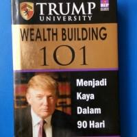 buku Trump menjadi kaya dalam 90 hari