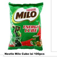 ORIGINAL Nestle Milo Cube Isi 100