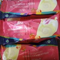 Aice Strawberry Crispy
