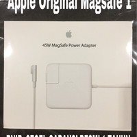 Harga new apple 45w magsafe 1 power adapter for macbook pro | Pembandingharga.com