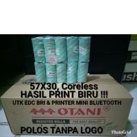 Thermal Paper Kertas Struk Semua Edc 57x30,Isi 10Roll