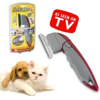 Shed Ender Professional Deshedding Tool - sisir anjing dan kucing