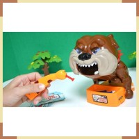 MAINAN_TOYS_ANAK BEWARE OF THE DOG UKURAN XL 24 TULANG/BADDOG DONT
