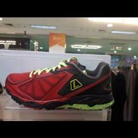 sepatu league ziorun merah