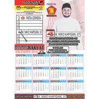 Kalender Partai Pilkada Pilpres Pemilu Caleg - AP120