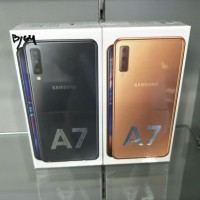 Samsung Galaxy A7 2018 4/64Gb Grs resmi Sein