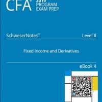 CFA 2019 Level 2 Book 4: FIXED INCOME AND DERIVATIVES (Buku Non Ori)