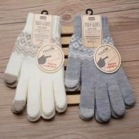Sarung Tangan Rajut Winter Musim Dingin Touch Screen / Winter Gloves