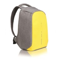 Bobby Compact Anti-Theft Backpack by XD Design - Primrose Yellow